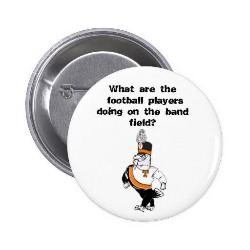 Tyrone Marching Band Pin