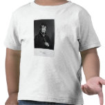 Tyrone Power, engraved by James Sands, c.1833 T Shirt