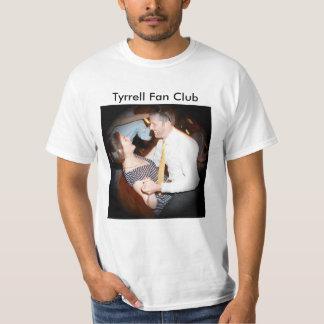 Tyrrell Fan Club T-shirt