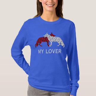 Tysk schäferhund T-Shirt