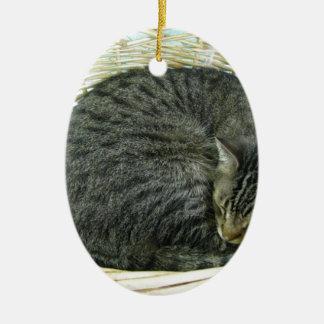 Tyson Ceramic Ornament