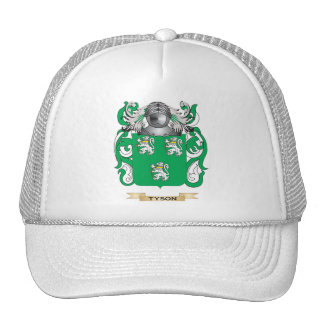 Tyson Family Crest (Coat of Arms) Trucker Hat
