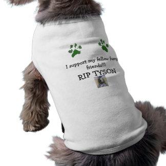Tyson Pet Shirt