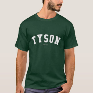 Tyson Playera