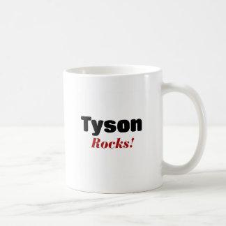 Tyson Rocks Coffee Mug