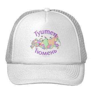 Tyumen Russia Trucker Hat