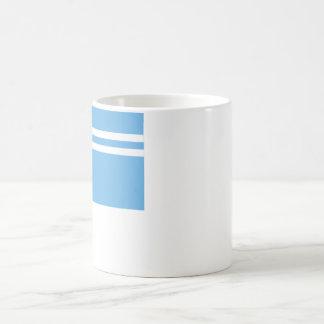 Tyva Republic Flag Coffee Mug