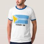 Tyva Republic Flag T-Shirt