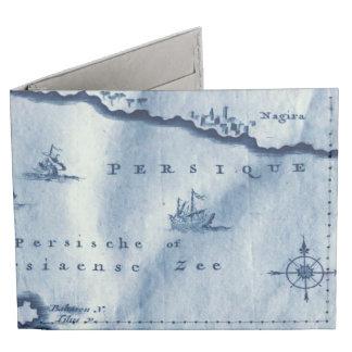 Tyvek® Wallet Antique map I.Covens & C.Mortier
