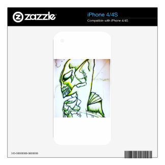 Tz5+- iPhone 4S Decal