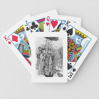 Tz u Hsi 1835-1908 Empress Dowager of China c 1 Playing Cards