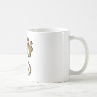 Tzadik Mem Yud Lamed Reish Classic White Coffee Mug
