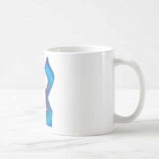 Tzadik Zafiro Classic White Coffee Mug