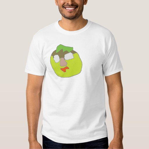Tze Tsi character comic cartoon Shirt