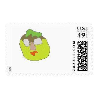 Tze Tsi character comic cartoon Stamps