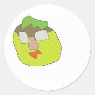 Tze Tsi character comic cartoon Sticker
