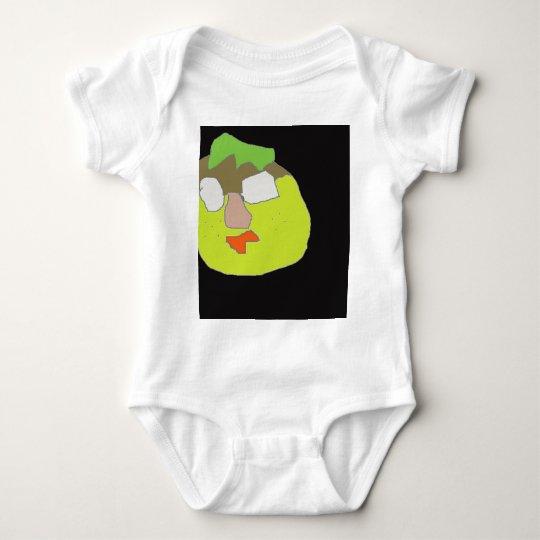 Tze Tsi character comics cartoon Baby Bodysuit
