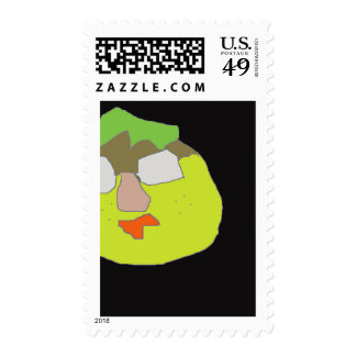 Tze Tsi character comics cartoon Stamps