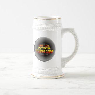 Tzimtzum Beer Stein