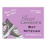 Tziporah Sneakers Postcard Postcards