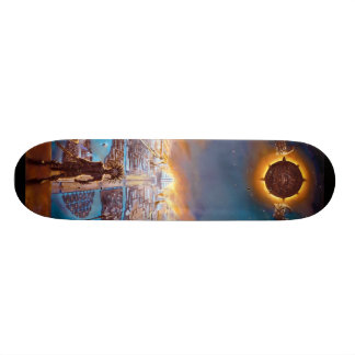 Tzolkin Poster Skateboard