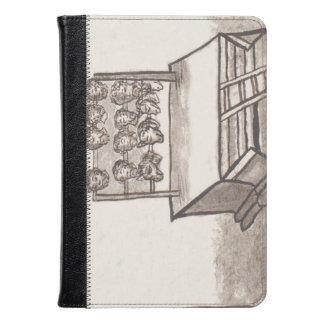 Tzompantli Skull Rack Florentine Codex Kindle Case