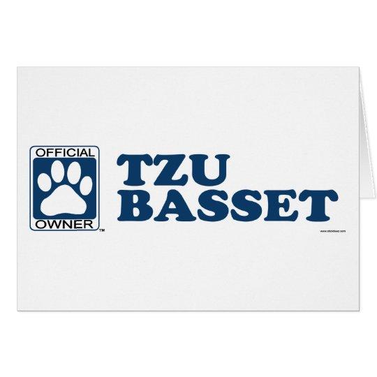 TZU BASSET_blue Card