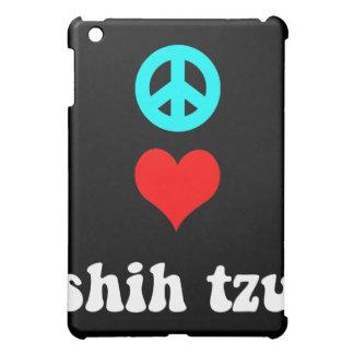 tzu de shih del amor de la paz