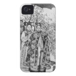 Tz'u Hsi (1835-1908) Empress Dowager of China, c.1 iPhone 4 Cases