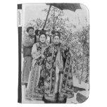 Tz'u Hsi (1835-1908) Empress Dowager of China, c.1 Kindle Keyboard Case