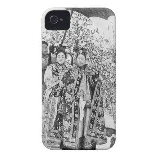 Tz'u su (1835-1908) viudas de emperatriz de China, Carcasa Para iPhone 4 De Case-Mate