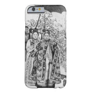 Tz'u su (1835-1908) viudas de emperatriz de China, Funda Barely There iPhone 6