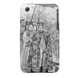 Tz'u su (1835-1908) viudas de emperatriz de China, Funda Para iPhone 3 De Case-Mate