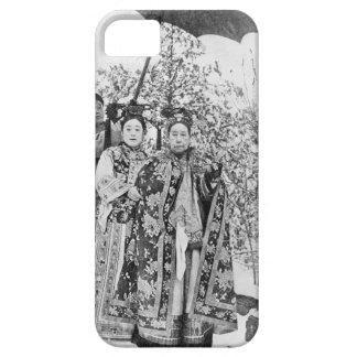 Tz'u su (1835-1908) viudas de emperatriz de China, Funda Para iPhone SE/5/5s