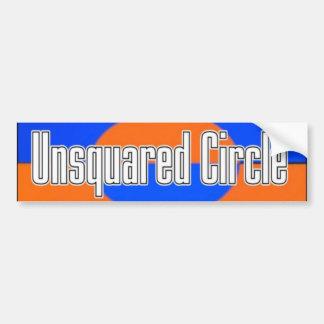 U2C Bumper Sticker Car Bumper Sticker