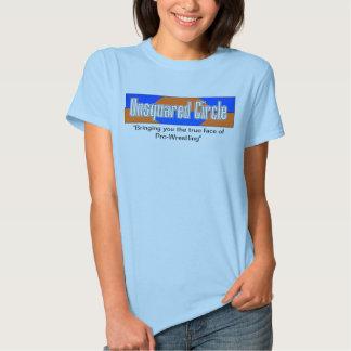 U2C ladies shirt