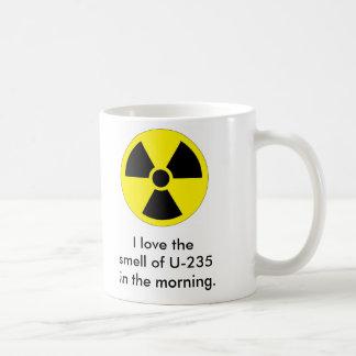 U-235 it HOT Classic White Coffee Mug