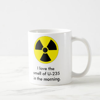 U-235 it HOT Coffee Mug