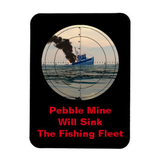 U-29 - Pare la mina del guijarro Imán Flexible