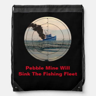 U-29 - Pare la mina del guijarro Mochilas
