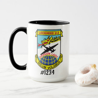 U-2 Solo Coffee Mug 15oz