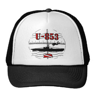 U-853 Dive Hats