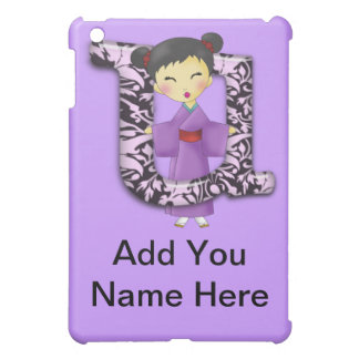 U Asian Girl iPad Mini Cover