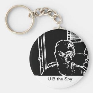 U B el llavero del espía