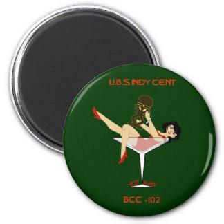U.B.S Indycent Magnet