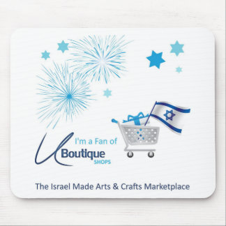 U-Boutique Mouse Pad