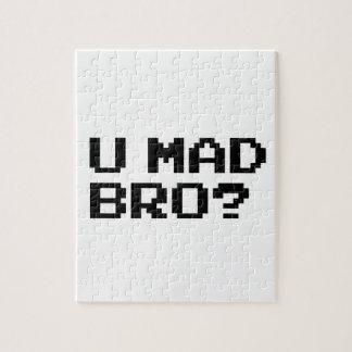 ¿U BRO ENOJADO? meme/charla/irc/4chan/troll/trolli Puzzles Con Fotos