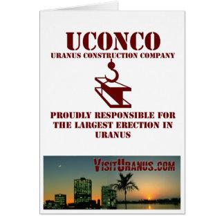 U.C.O.N.C.O. CARD