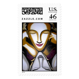 U Complete Me I Postage Stamps