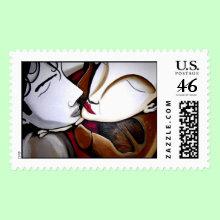 U Complete Me Stamp